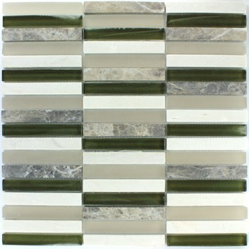 Mosaic Tiles Glass Marble Mostro