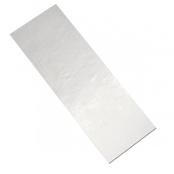 Wall Tiles Structured Cement White Mat 25x75cm