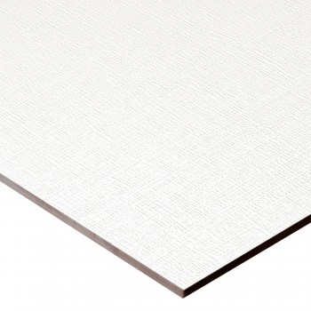 Wall Tiles Vulcano Metal Decor White Mat 30x120cm
