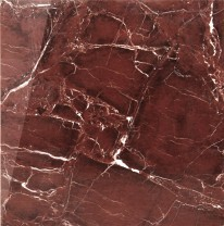 Floor Tiles Saturn Polished Rubin Red Marbled 60x60cm
