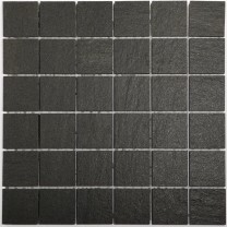 Mosaic Tiles Teros Black