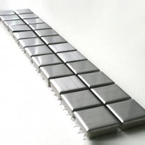 Stainless Steel Border 23x23x8mm