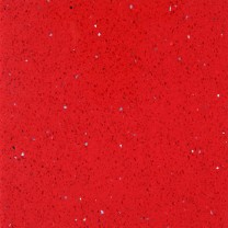 Floor Tiles Quartz Composite Red 60x60cm