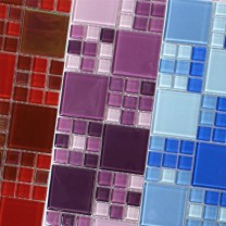 Mosaic Tiles Glass Braga