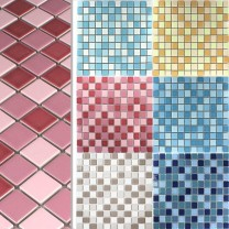Mosaic Tiles Ceramic  Glossy