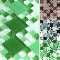 Mosaic Tiles Glass Aloha