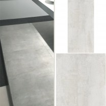 Floor Tiles Herion Metal Optic Lappato Blanco