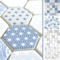 Glass Mosaic Tiles Acapella