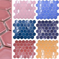 Ceramic Mosaic Salomon Hexagon