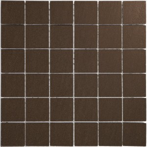 Mosaic Tiles Teros Brown