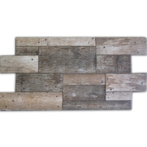 Floor Tiles Wood Optic Vintage Brown 30x60cm