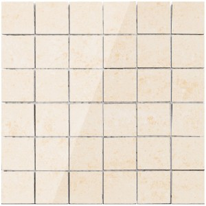 Mosaic Tiles Nairobi Ivory Polished