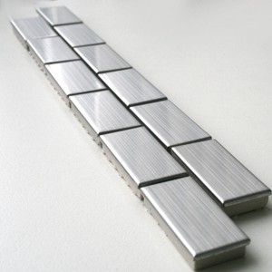 Stainless Steel Border 23x48x8mm