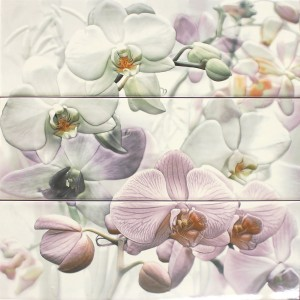 Wall Tiles Decor Orchidee