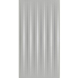 Wall Tiles Vulcano Stripes Decor Rectified Grey 60x120cm