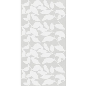 Wall Tiles Vulcano Floral Decor Rectified Light Grey 60x120cm