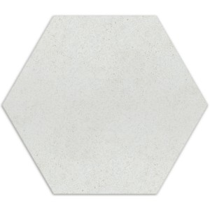 Cement Tiles Optic Hexagon Floor Tiles Alicante Blanco