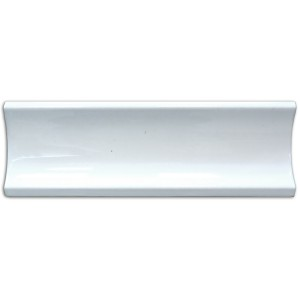 Metro Tiles Wall Socket White 20x5cm