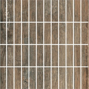 Mosaic Tiles Wood Optic Respect Magma