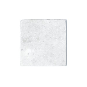 Natural Stone Tiles Marble Treviso White 10x10cm
