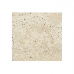 Natural Stone Tiles Travertine Barga Beige 30,5x30,5cm