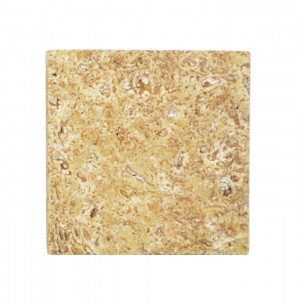 Natural Stone Tiles Travertine Castello Gold 30,5x30,5cm