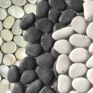 Mosaic Tiles Pebble Lowetsch
