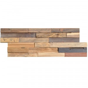Brickstones Wood Luxemburg Brown 15x60cm