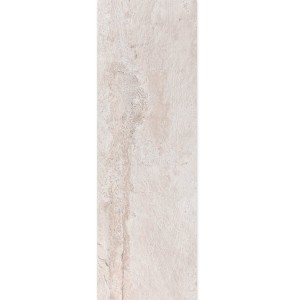 Floor Tiles Stone Optic Polaris R10 White 30x120cm