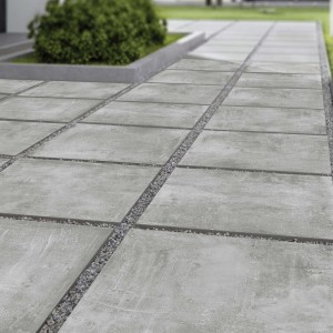 Terrace Tiles Beton Optic Sunfield 60x60cm