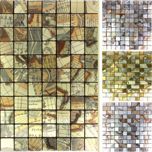 Mosaic Tiles Self Adhesive Pinta