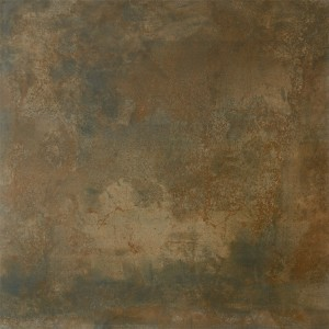 Floor Tiles Illusion Metal Optic Lappato Copper 60x60cm