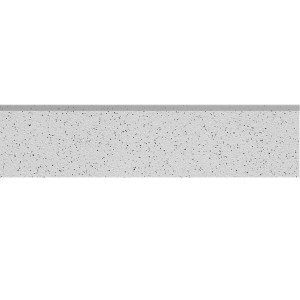 Skirting Fine Grain Tile Grey 30x7cm