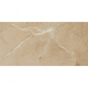 Floor Tiles Toronto Marble Optic Taupe Polished 30x60cm