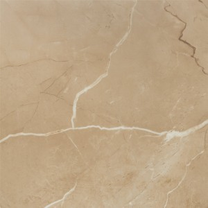 Floor Tiles Toronto Marble Optic Taupe Polished 60x60cm