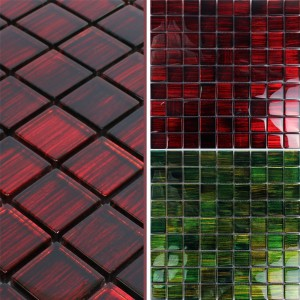 Glass Mosaic Tiles Tradition