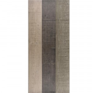 Wall Ties of Wood Paris Self Adhesive Grey Mix