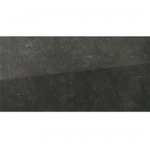 Floor Tiles Alcacer Black Lappato 30x60cm