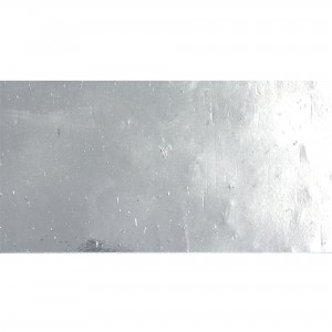 Metro Glas Wall Tiles Subway Silver Mirage Smooth 7,5x15cm