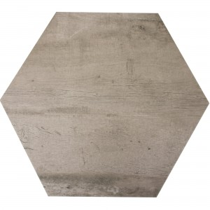 Floor Tiles Lonicera Wood Optic Hexagon Beige 52x60cm