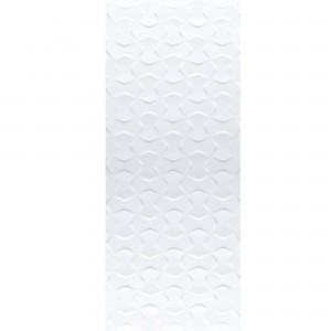 Wall Tiles Laura Rectified White 40x120cm Decor