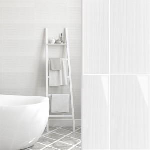 Wall Tiles Richard Wave White