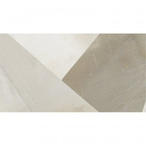Wall Tiles Queens Rectified Sand Decor 2 30x60cm