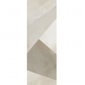 Wall Tiles Queens Rectified Sand Decor 2 30x90cm