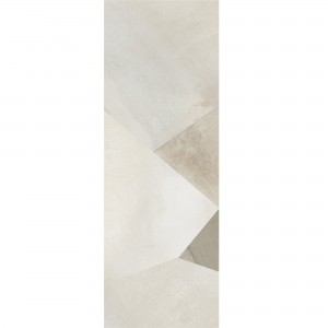 Wall Tiles Queens Rectified Sand Decor 3 30x90cm