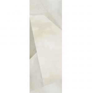 Wall Tiles Queens Rectified Sand Decor 4 30x90cm