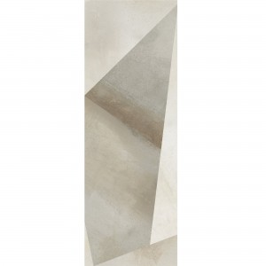Wall Tiles Queens Rectified Sand Decor 5 30x90cm