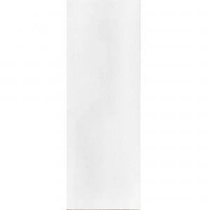Wall Tiles Queens Rectified White Basic Tile 30x90cm