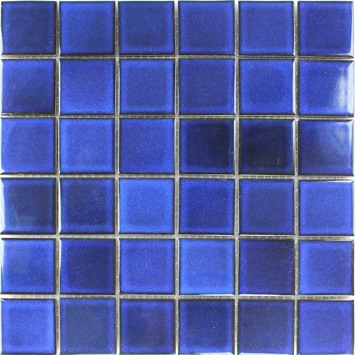Blue Mosaic Tile - Tile Designs